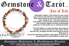 The Joy of Life Gemstone Bracelet