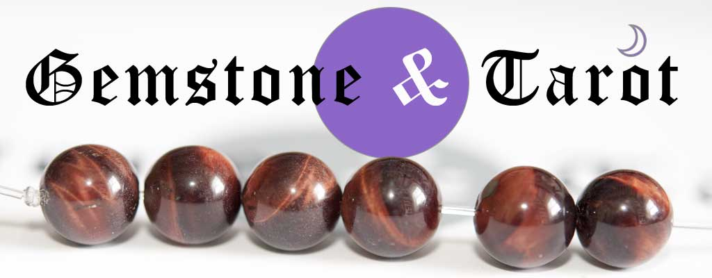 Red Tiger's Eye Gemstone