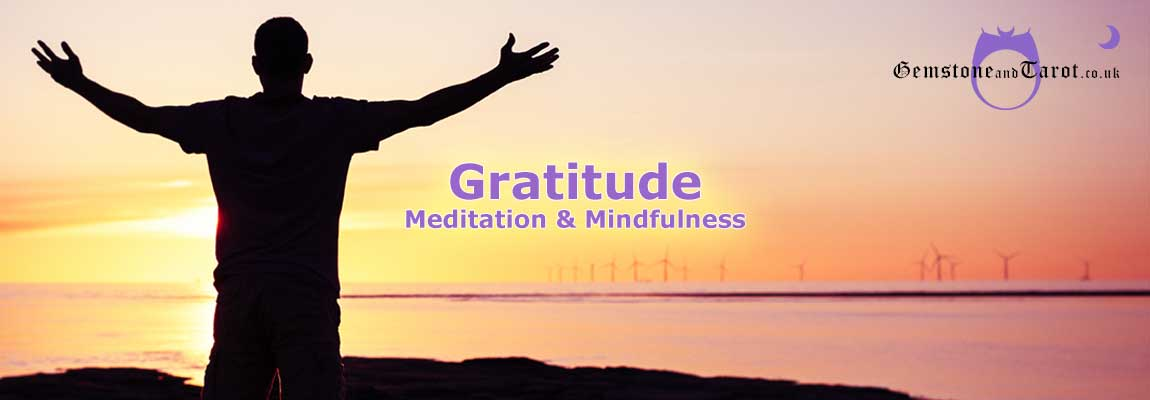 Gratitude Meditation and Mindfulness