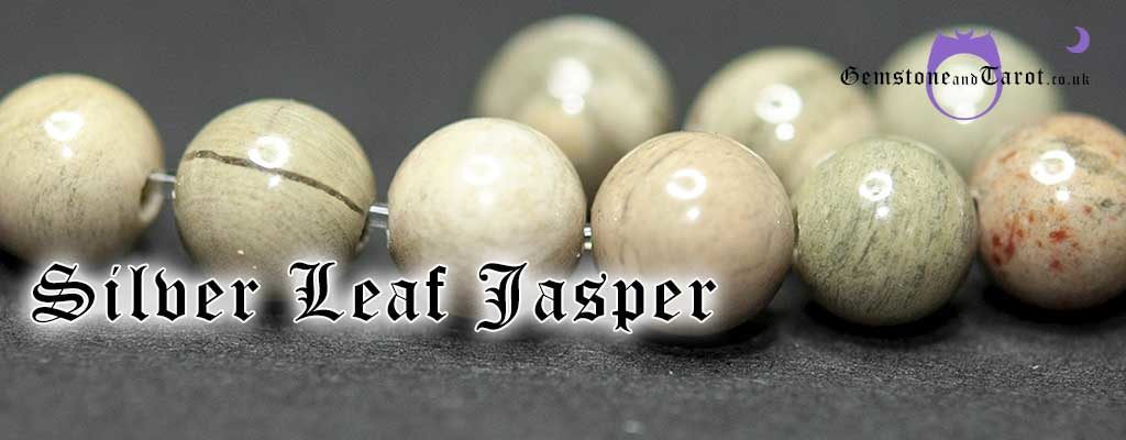 The meaning of Silver Leaf Jasper