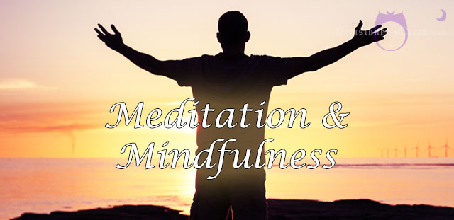 A to Z of Meditation and Mindfulness by Gemstone and Tarot