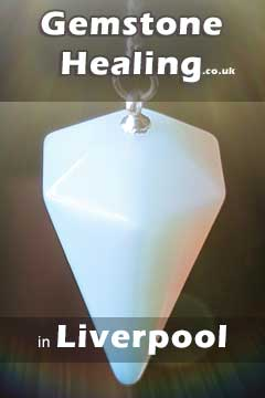 Gemstone Healing in Liverpool