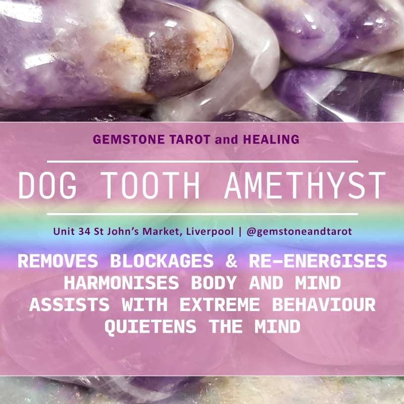 Gemstone and Tarot provide meaningful cards with their crystals and gemstones