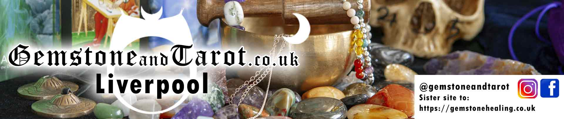Gemstone and Tarot Shop