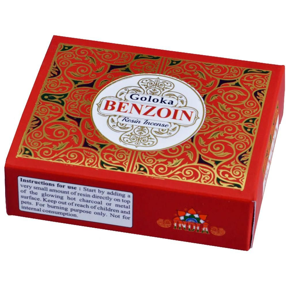 Goloka Benzoin Resin Incense