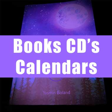 Books, CD's and Calendars