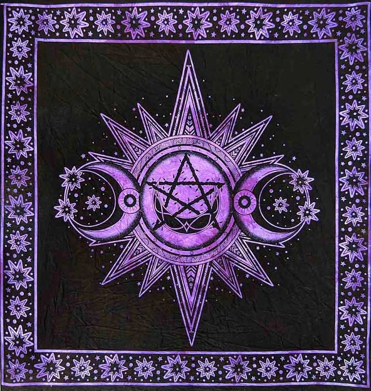 Altar Cloth Purple