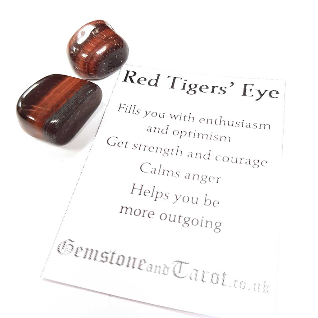 Tigers Eye Red