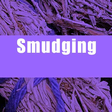 Incense and Smudging Accessories
