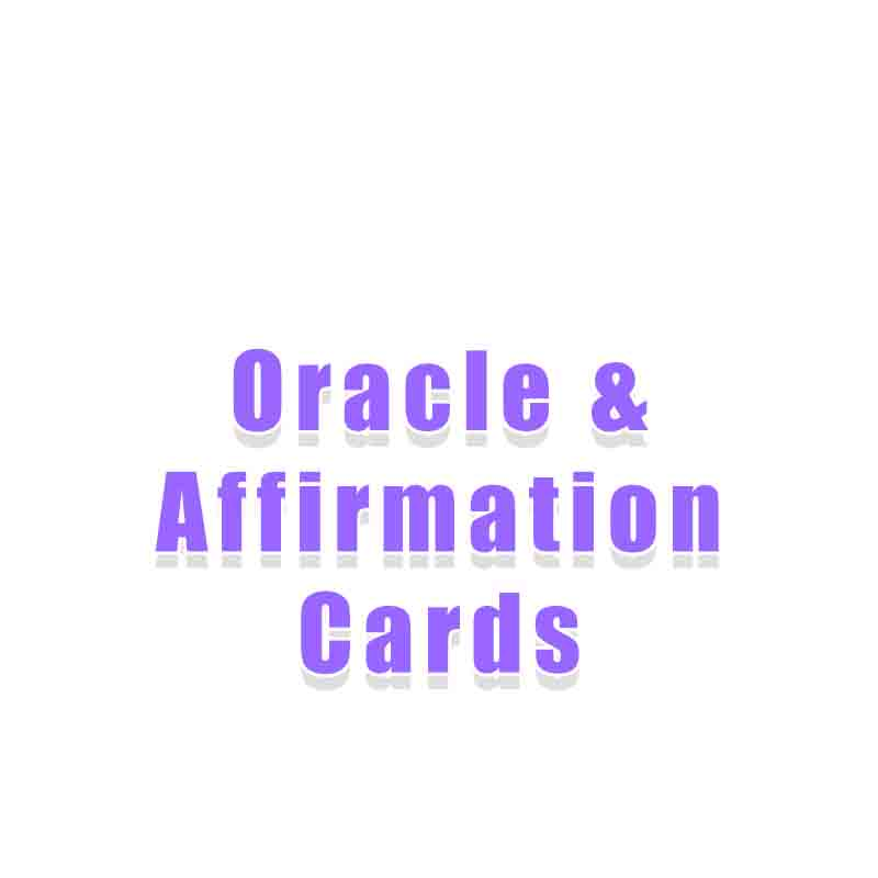 Oracle and Affirmation Cards