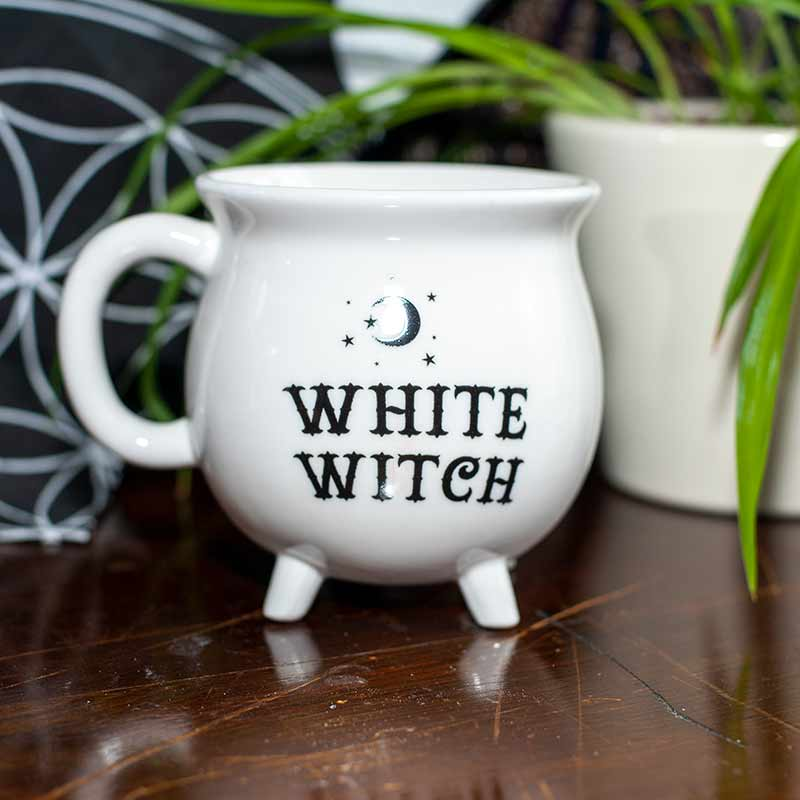 white witch cup